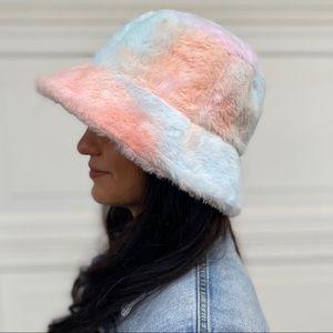 Accessories - Bucket Hat Tie Dye Women's Girls' Hat Winter Fall